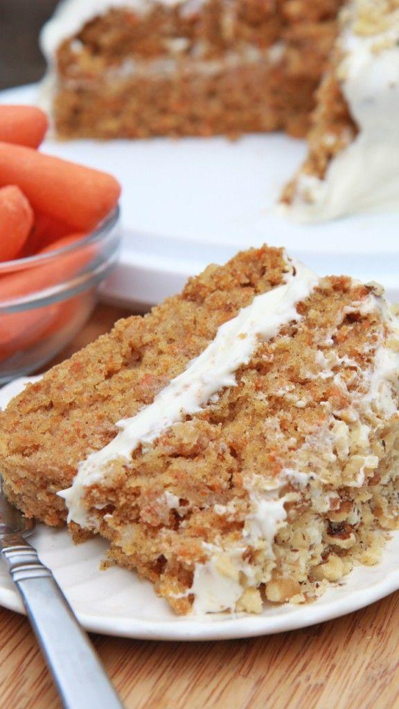 gluten-free carrot cake recipe rice flour