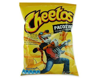 Puffed Snacks 179183: Lays Cheetos Pacotinia Cheese Snacks 6 Packs X 41G -> BUY IT NOW ONLY: $31.95 on eBay!