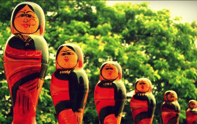 Decorate Your Living Space With The Best Kondapalli Toys Online At Best Prices From Salebhai | Bored Panda