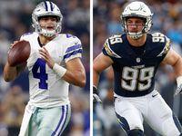 My top 100, 41-50: Dak Prescott, Joey Bosa earn major respect - NFL.com