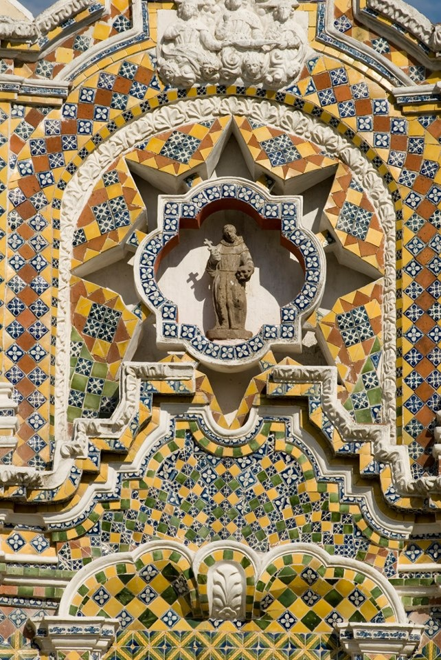 516 best mexico images on pinterest for Azulejo de talavera mexico