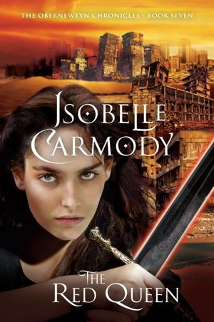 Isobelle Carmody Launches The Red Queen Obernewtyn Book 7 | Boffins Bookshop