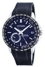 Citizen ECO Drive Satellite Wave GPS World Time CC3005 18E MEN'S Watch | eBay