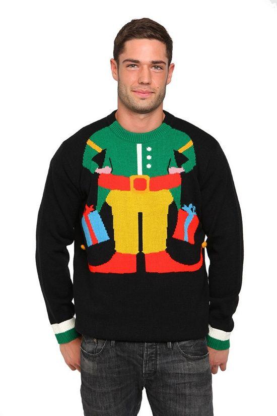 26 Easy DIY Ugly Christmas Sweater Ideas