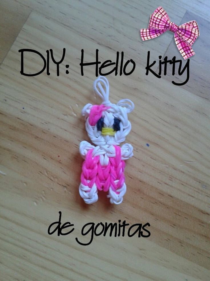 Hello kitty de gomitas
