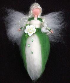 fairy wool dolls - Buscar con Google