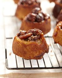 Pecan-Maple Sticky Rolls // More Fast & Easy Desserts: http://www.foodandwine.com/slideshows/fast-and-easy-desserts #foodandwine