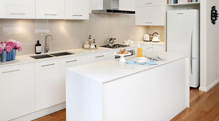 A simple modern kitchen update from The Good Guys #Modern