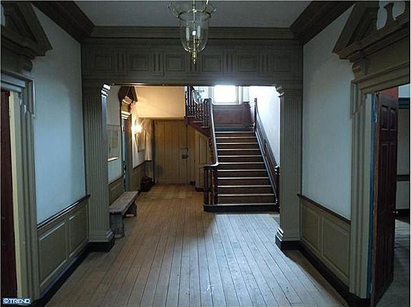 1749 1784 Federal Womelsdorf PA Historic HousesHistoric