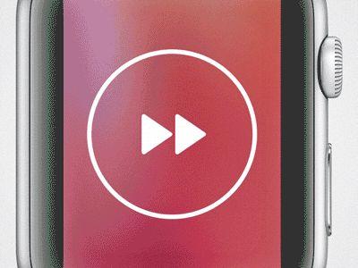 Apple Watch: Second Wind / Anton Drokov