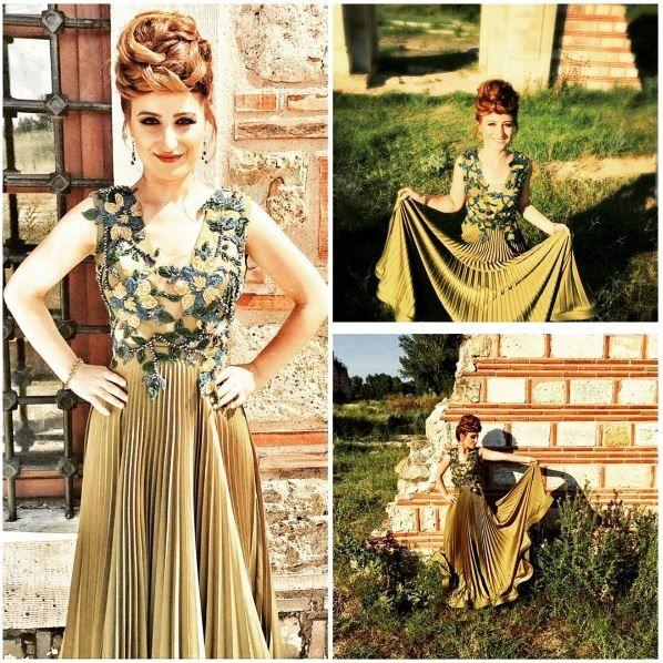 Bu özel gününde Alchera elbisesini tercih ettiği için @mzynsypk teşekkür ederiz.   www.alchera.com