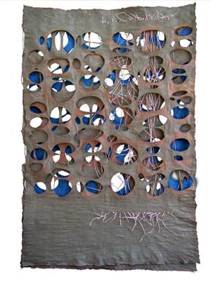 Jiyoung Chung textile from Gelong 2011 Forum