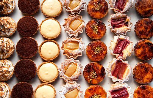 Sweet treats from Bourke Street Bakery