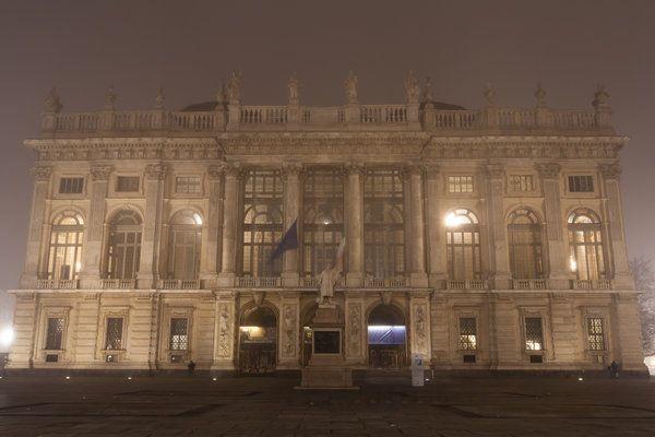 Palazzo Carignano by vlad-m.deviantart.com on @deviantART