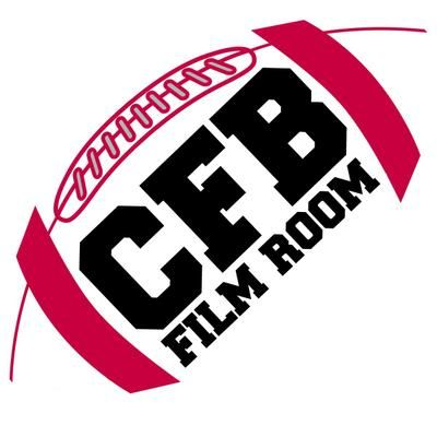 CFB Film Room   @CFBFilmRoom    Devoted to bringing you the most in-depth advanced stats for college football.    cfbfilmroom.com