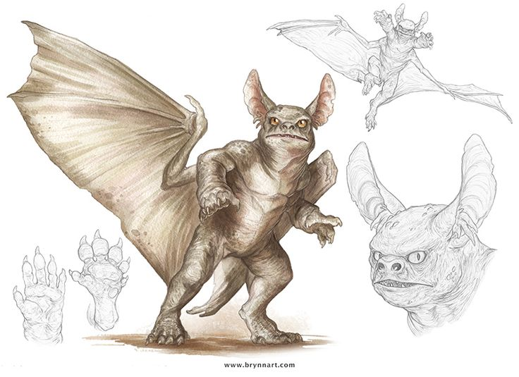 Homunculus, D&D 5th Edition Monster Manual