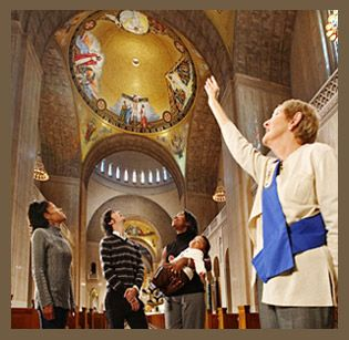 Visit - National Shrine of the Immaculate Conception