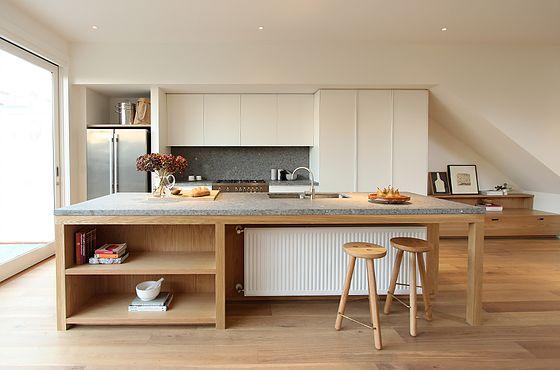 Pipkorn & Kilpatrick Interior Architecture and design | Clifton Hill house