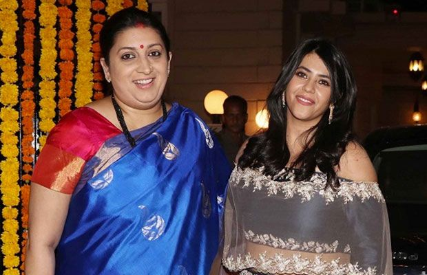 Would love to work with Smriti Irani again: Ekta Kapoor , http://bostondesiconnection.com/love-work-smriti-irani-ekta-kapoor/,  #WouldlovetoworkwithSmritiIraniagain:EktaKapoor
