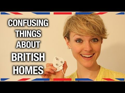 Video: Confusing Things About British Homes - Anglophenia Ep 28 - Anglotopia.net