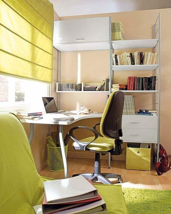 ideas de escritorios juveniles baratos esquinero muy prctico
