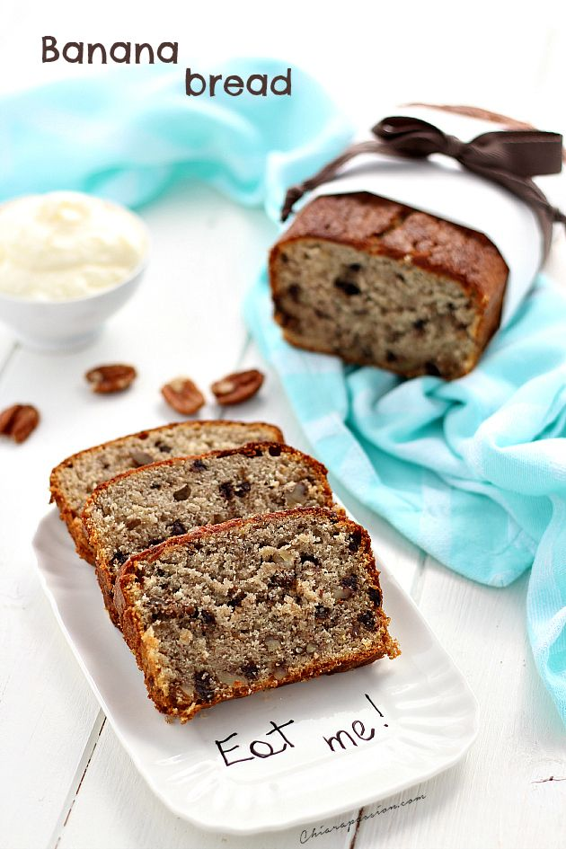 Chiarapassion: Banana Bread