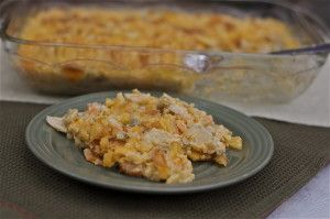 Super easy your family and friends will love this! Veg All Casserole Gluten Free /LetsBeYummy.com