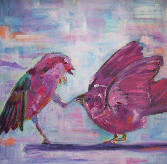 Miranda Meulenkamp - vogels