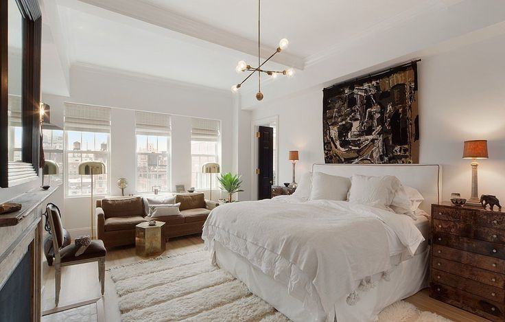 Just recently, Nate Berkus and Jeremiah Brent introduced to the world their stunning New York City penthouse in the October issue of Architectural Digest. The couple worked together to renovate the sprawling space, which is now back on the market.