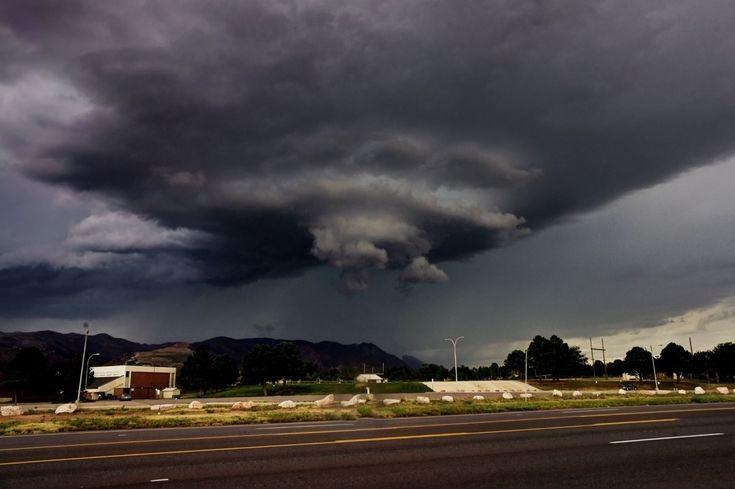 Colorado Springs, Colorado ~ Supercells and mega storms: America's violent weather