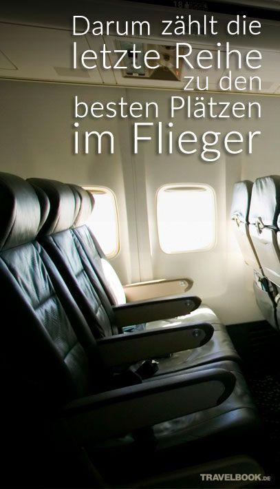Im Flugzeug wollen die meisten am liebsten ganz vorne sitzen – ganz hinten dagegen kaum jemand. Dabei ist die letzte Reihe im Flieger viel besser als ihr Ruf. TRAVELBOOK verrät, warum.