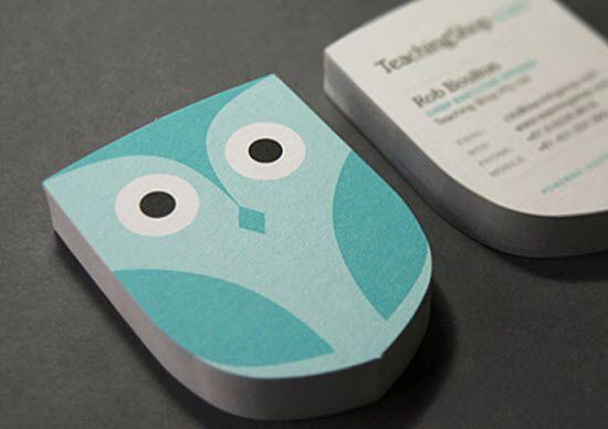 30 Unique Business Card Design