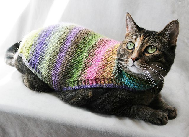 Knitting Patterns For Jumpers For Cats : Best 20+ Knitted Coat Pattern ideas on Pinterest Coat patterns, Knit jacket...