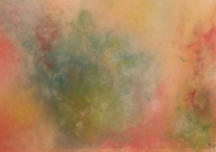 Impressions after Rothko