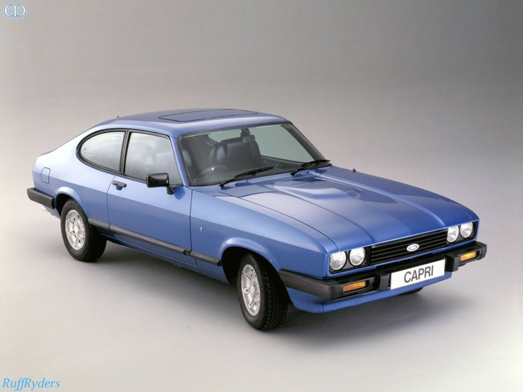 Had my first a date in one of these...Ford Capri