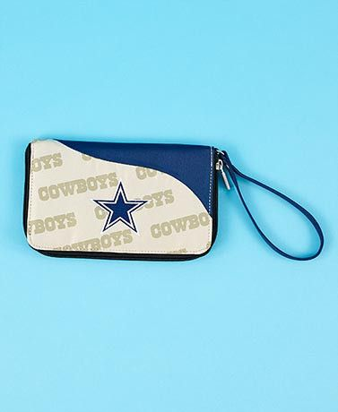 NFL Dallas Cowboy... http://www.757sc.com/products/nfl-dallas-cowboys-cell-phone-wallet-wristlet-embroidered?utm_campaign=social_autopilot&utm_source=pin&utm_medium=pin #nfl #mlb #nba #nhl #ncaaa #757sc