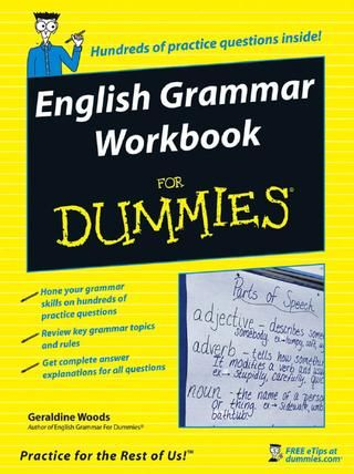 English Grammar Workbook for Dummies - read or download full version for free online