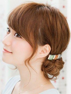 ヘアアレンジは無限大♡長さはそのままで髪型の雰囲気を変えたい☆ミディアムヘアのアレンジ 参照まとめです!
