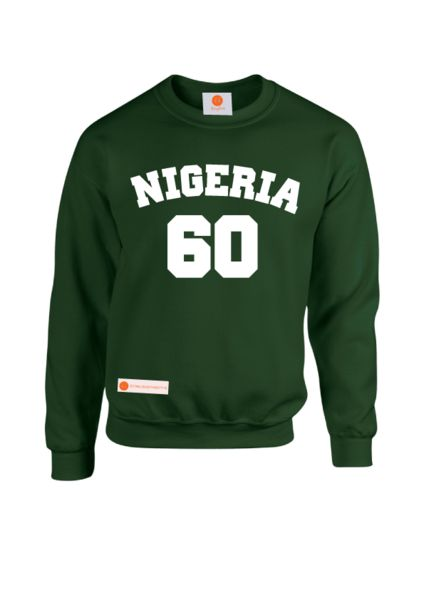 Nigeria Independence Sweatshirt