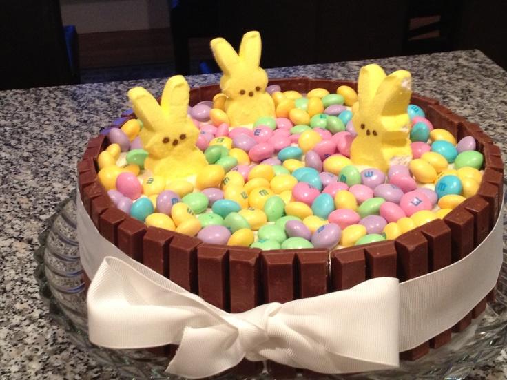 Our Easter dessert, Carrot Cake!