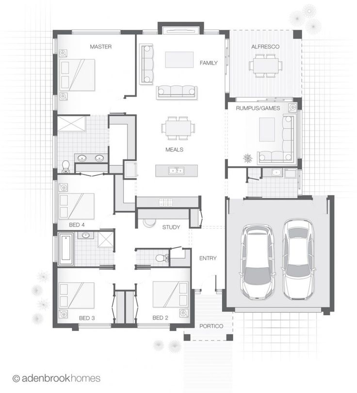 31 best FLOOR PLANS images on Pinterest | Home plans and Carriage ...
