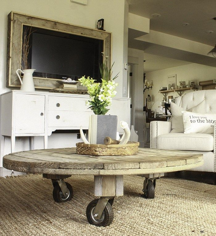 25 unique wire spool tables ideas on pinterest spool tables wooden spool tables and cable. Black Bedroom Furniture Sets. Home Design Ideas