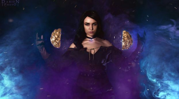 The Witcher 3 Wild Hunt Yennefer Of Vengerberg Cosplay Wallpaper Hd Games 4k Wallpapers Images Photos And Background The Witcher Witcher 3 Wild Hunt The Witcher 3