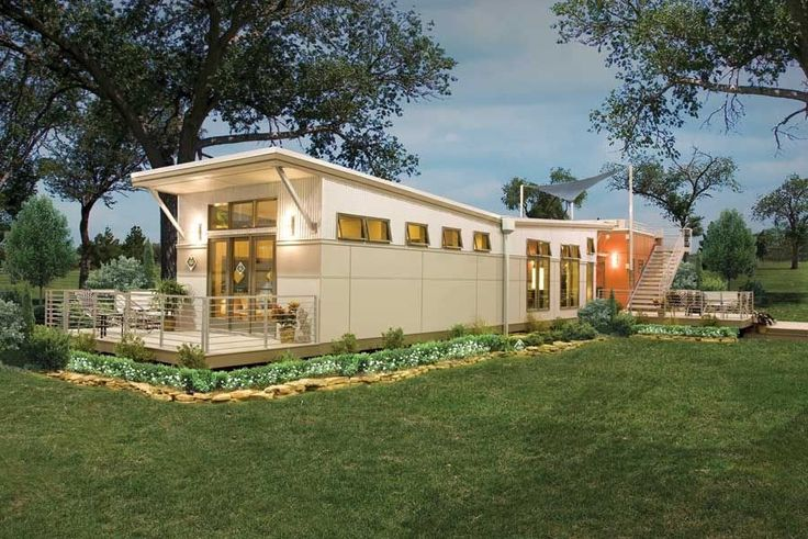 clayton homes has introduced the i house green modular home that can