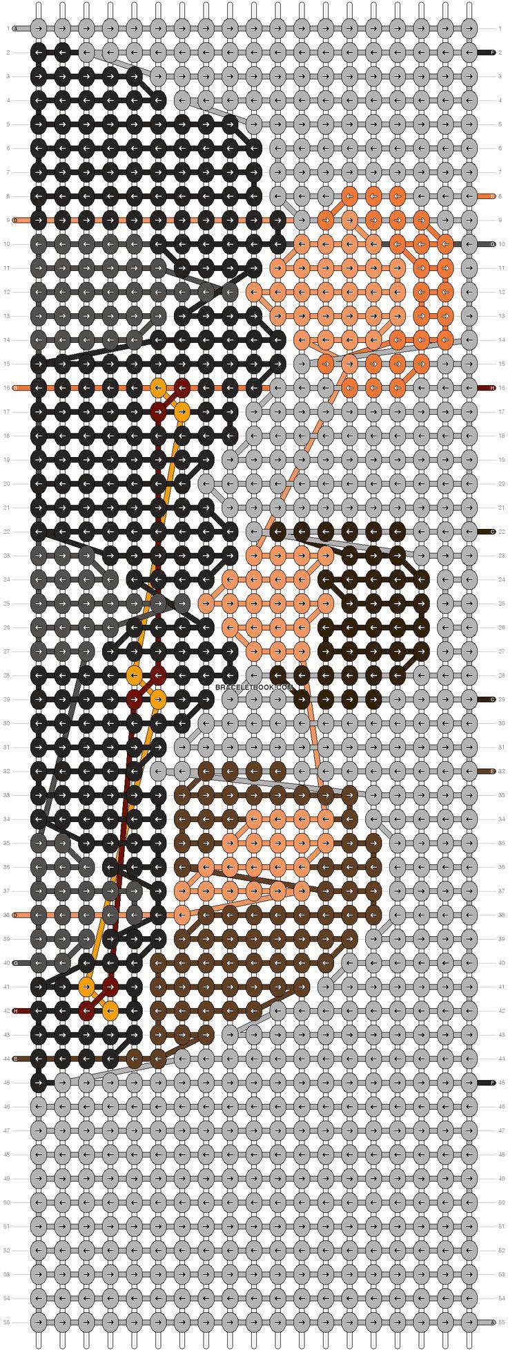 Alpha Pattern #13068 added by lovevball