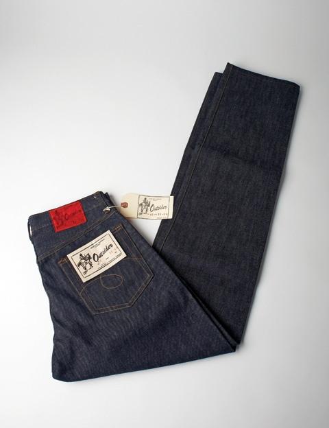 Outsider Denim jeans    $220    Model Citizen, 279 Augusta Ave., 416-703-7625