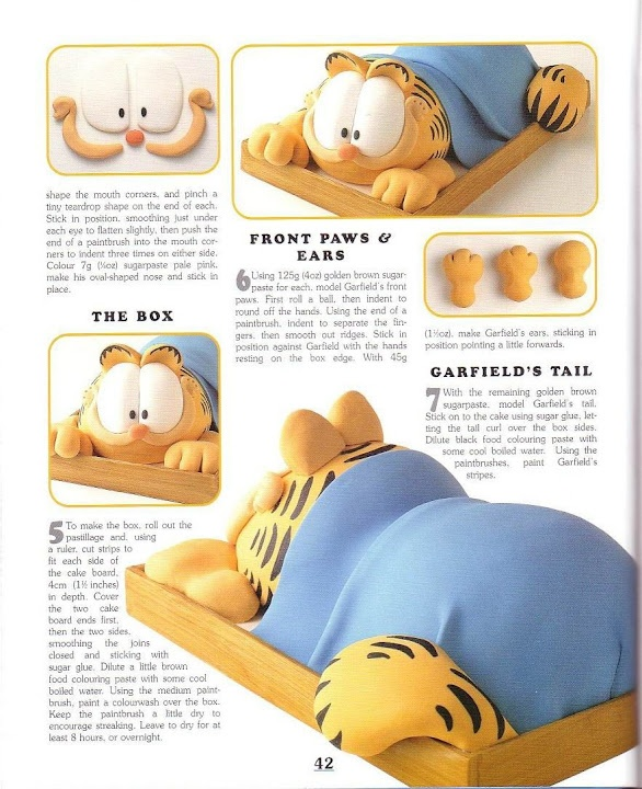 @Tifanie Moore somebody uploaded a whole book.  Garfield is AMAZING!