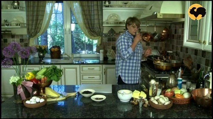 Легкий летний салат. На кухне у Марты 11