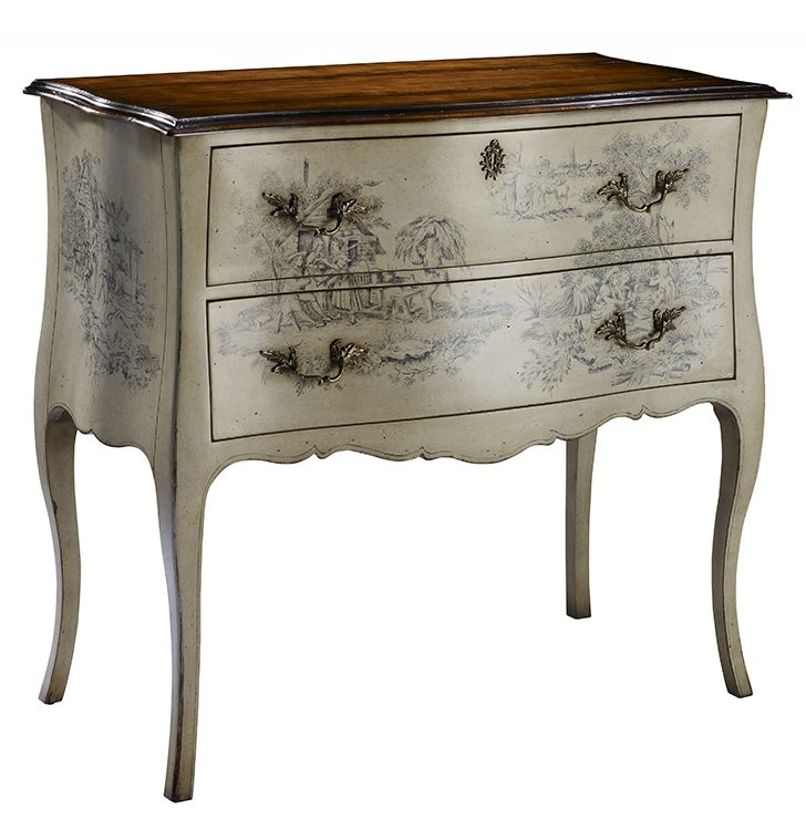 Highland House Furniture Hh11 706 As Commode A La