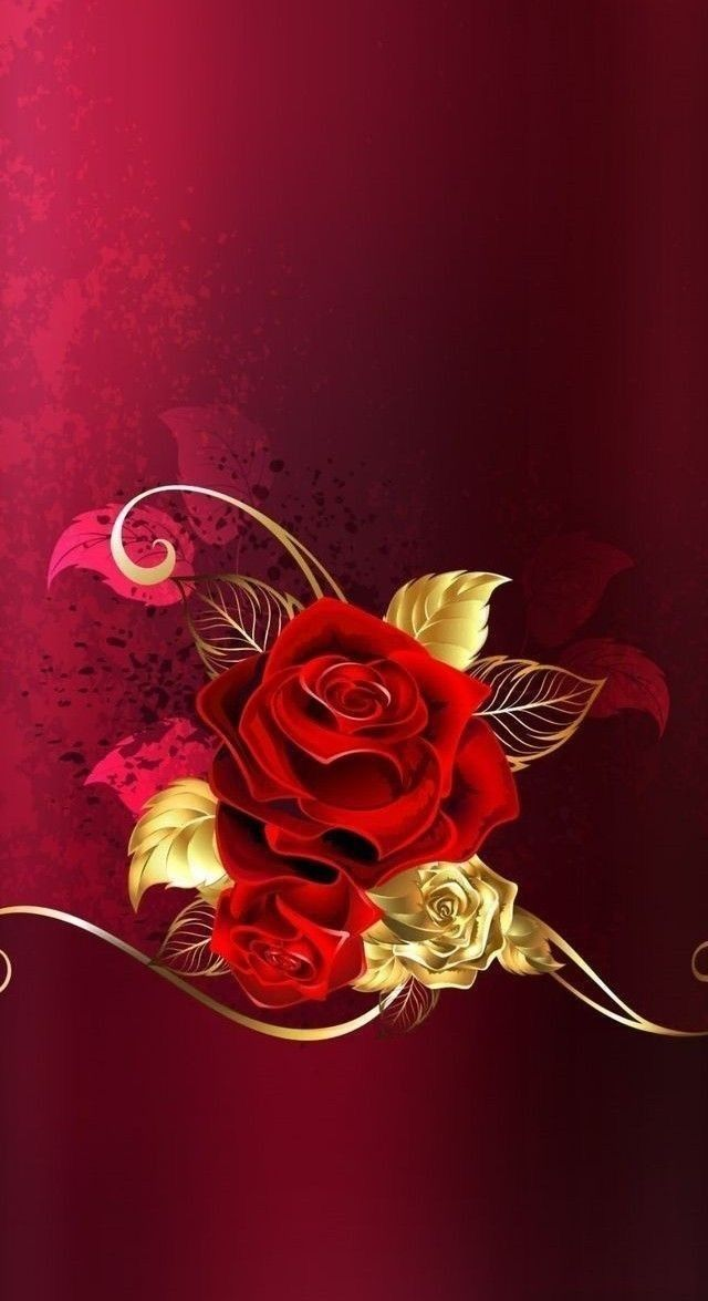 Pin By Blinda Edwards On Roses With Images Qhd Wallpaper Bling Wallpaper Cellphone Wallpaper